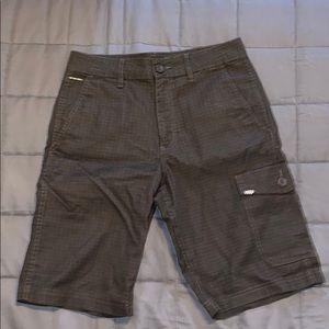 Vans Cargo shorts - never worn